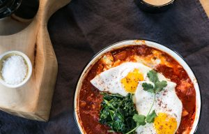 Kings Cross Shak Shuka Brunch